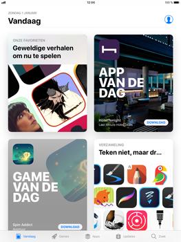 Apple iPad Air 2 - iOS 11 - Applicaties - Downloaden - Stap 3