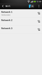 HTC Desire 601 - wifi - handmatig instellen - stap 8