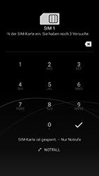 Sony Xperia XA1 - Internet - Manuelle Konfiguration - 0 / 0
