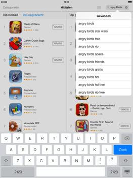 Apple iPad 4th generation (Retina) met iOS 7 - Applicaties - Downloaden - Stap 11