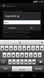 Sony LT30p Xperia T - Internet - handmatig instellen - Stap 23