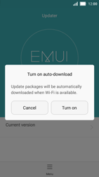 Huawei Y5 - Software - Installing software updates - Step 4