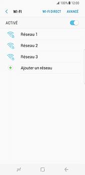 Samsung Galaxy S8 - WiFi - Configuration du WiFi - Étape 7