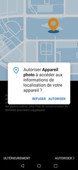 Huawei P Smart Z - Photos, vidéos, musique - Créer une vidéo - Étape 5