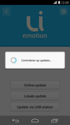 Huawei Ascend P7 - software - update installeren zonder pc - stap 7
