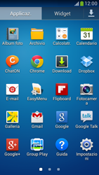 Samsung Galaxy S 4 LTE - E-mail - 032b. Email wizard - Yahoo - Fase 3