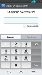 LG G2 - Sécuriser votre mobile - Activer le code de verrouillage - Étape 8