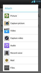 LG P880 Optimus 4X HD - E-mail - Sending emails - Step 12