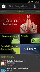 Sony Xperia J - Apps - Herunterladen - 12 / 25