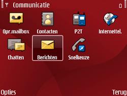 Nokia E63 - E-mail - Handmatig instellen - Stap 4