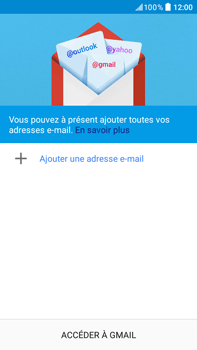 HTC Desire 825 - E-mails - Ajouter ou modifier votre compte Gmail - Étape 6