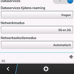 BlackBerry Q10 - Netwerk - gebruik in het buitenland - Stap 8