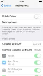 Apple iPhone SE - Internet - Mobile Daten ausschalten - 6 / 6