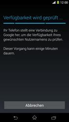 Sony Xperia Z1 - Apps - Konto anlegen und einrichten - Schritt 9