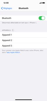 Apple iPhone 11 Pro - iOS 14 - Bluetooth - Jumelage d