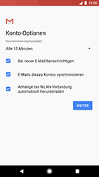 Google Pixel - E-Mail - Konto einrichten (yahoo) - 1 / 1