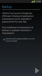 Samsung Galaxy S 4 Active - Applicazioni - Configurazione del negozio applicazioni - Fase 22