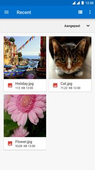 OnePlus 3 - Android Oreo - MMS - Afbeeldingen verzenden - Stap 11