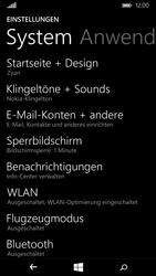 Microsoft Lumia 535 - WLAN - Manuelle Konfiguration - Schritt 4