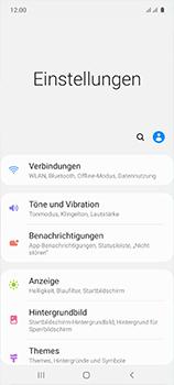 Samsung Galaxy A51 - WiFi - WiFi-Konfiguration - Schritt 4