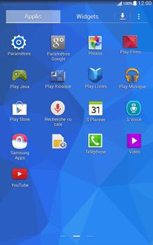 Samsung T335 Galaxy Tab 4 8-0 - Internet - Configuration manuelle - Étape 3