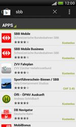 HTC Desire X - Apps - Installieren von Apps - Schritt 20