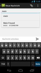 Samsung Galaxy Nexus - MMS - Erstellen und senden - 7 / 17