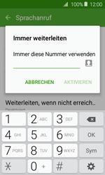 Samsung Galaxy J1 (2016) - Anrufe - Rufumleitungen setzen und löschen - 10 / 13