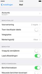 Apple iPhone 6 iOS 10 - E-mail - handmatig instellen - Stap 28