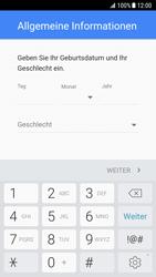 Samsung Galaxy S7 - Android N - Apps - Einrichten des App Stores - Schritt 8