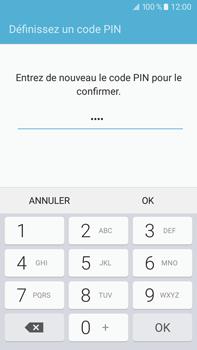 Samsung Samsung Galaxy J7 (2016) - Sécuriser votre mobile - Activer le code de verrouillage - Étape 10