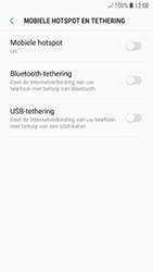 Samsung galaxy-a5-2017-android-oreo - WiFi - Mobiele hotspot instellen - Stap 6