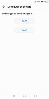 Huawei P Smart - E-mails - Ajouter ou modifier un compte e-mail - Étape 8