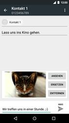 Motorola Moto G 3rd Gen. (2015) - MMS - Erstellen und senden - Schritt 19