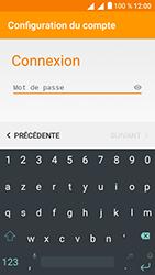 Alcatel U5 - E-mails - Ajouter ou modifier un compte e-mail - Étape 8