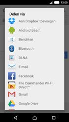 Sony E2303 Xperia M4 Aqua - internet - hoe te internetten - stap 18