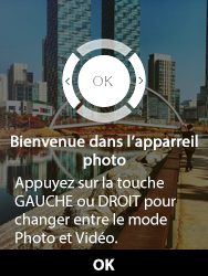 Alcatel 3088X - Photos, vidéos, musique - Créer une vidéo - Étape 5