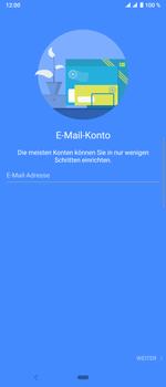 Sony Xperia 10 Plus - E-Mail - Konto einrichten - Schritt 6