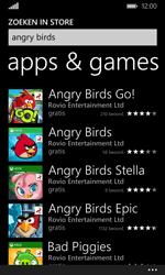 Microsoft Lumia 435 - apps - app store gebruiken - stap 14