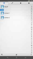 Sony C6833 Xperia Z Ultra LTE - Contactgegevens overzetten - delen via Bluetooth - Stap 4