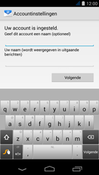 Acer Liquid Jade S - E-mail - Account instellen (POP3 zonder SMTP-verificatie) - Stap 17