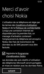 Nokia Lumia 735 - Premiers pas - Créer un compte - Étape 21