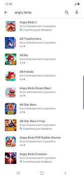 Samsung Galaxy Note 10 Plus 5G - Apps - Installieren von Apps - Schritt 16