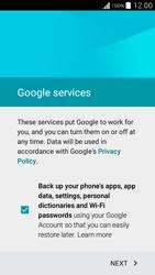 Samsung G530FZ Galaxy Grand Prime - E-mail - Manual configuration (gmail) - Step 13