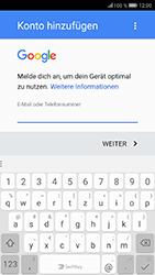 Huawei Honor 9 - E-Mail - Konto einrichten (gmail) - Schritt 9