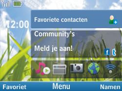 Nokia C3-00 - Handleiding - download gebruiksaanwijzing - Stap 1