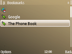 Nokia E72 - Internet - Internet browsing - Step 13