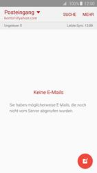 Samsung Galaxy S6 Edge - E-Mail - 032b. Email wizard - Yahoo - Schritt 10
