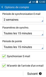 Samsung J100H Galaxy J1 - E-mail - Configuration manuelle - Étape 19