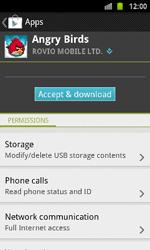 Samsung I9100 Galaxy S II - Applicaties - Downloaden - Stap 17